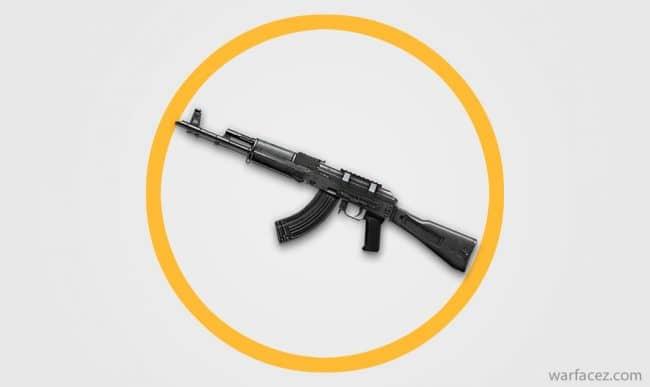 Винтовка штурмовика АК-103 - Warface