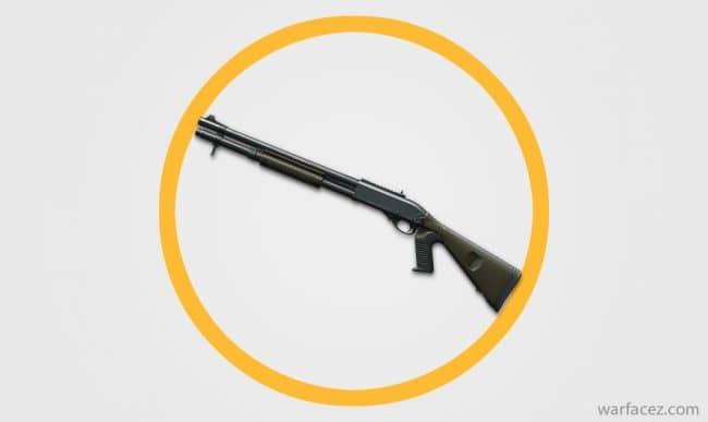 Дробовик медика Remington Model 870 в Warface