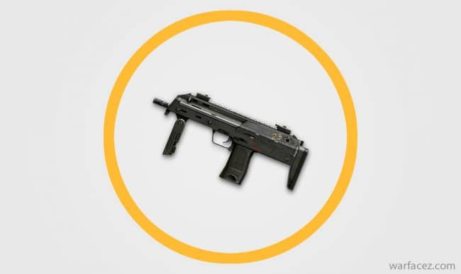 Пистолет-пулемёт инженера H&K MP7 - Warface