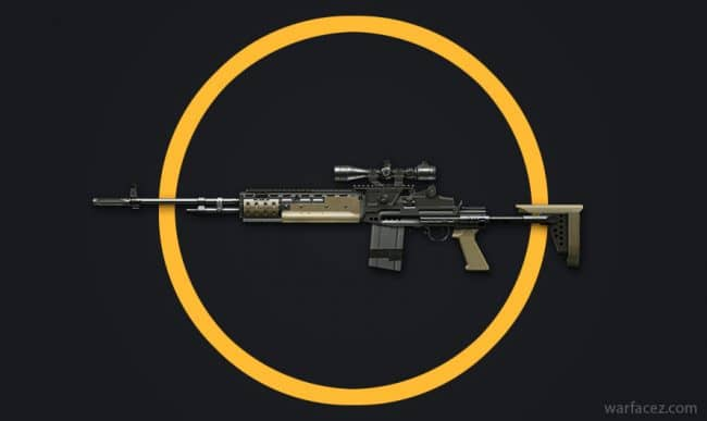 Оружие Mk14 EBR